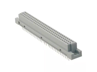 CONECTOR DIN 41612 TIPO C 96CTS A+B+C HEMBRA RECTA