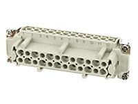 Murrelektronik B24 - HAN 24B Female Connector - 24 + PE Screw Contacts - 70MH-EB024-GS03020