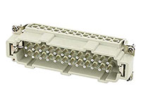 Murrelektronik B24 - HAN 24B Male Connector - 24 + PE Screw Contacts - 70MH-ES024-GS03020