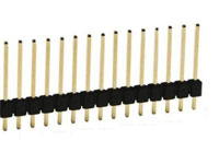 2.54 mm Pitch - Straight Male Header Strip - 19 Pins - ADETPR119M1
