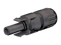 MULTI-CONTACT 32.0016P0001-UR - MC4 female connector - PV-KBT4 / 6II-UR