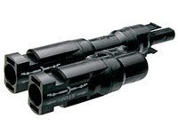MULTI-CONTACT 32.0018 - MC4 male - 2 MC4 female solar adapter - PV-AZB4