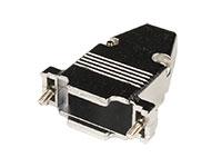 Carcasa Conector sub-D 15 Contactos - Metálica