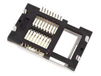 Ficha Cartão Smart Card - 16 Pólos - SOCKICC2G