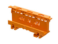 WAGO 221-500 - Mounting carrier WAGO 221 Series for DIN rail