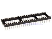 Support de Circuit Intégré DIL 48 Pòles Large - Pin Sécable
