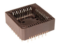 Support de Circuit intégré PLCC 44 Pòles - PLCC-44