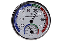Wall Hygrometer Thermometer
