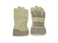 Leather Work Gloves - Size XL - GL07-10