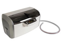 Ultrasonic Cleaner 6000 ml with Timer and Drain Tube