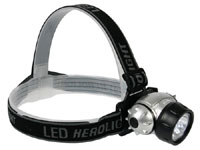 Head Torch with 7 LEDs - EHL12