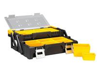 Caixa de Ferramentas 455 x 240 x 140 mm - Bandejas Removíveis - OTBC1