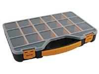Caixa de Compartimentos Gavetas Ajustáveis - 326 x 257 x 48 mm - OMR13