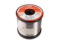 MBO - Rolo de Solda em Fio 60%Sn 38%Pb 2%Cu, 1 mm 500 g - 121410