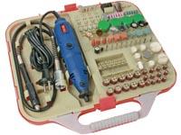 Velleman VTHD05 - Mini Furadeira e 162 Acessórios - 230 V
