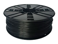 TPE Flexible Filament - 1.75 mm - Colour Black - 1 Kg - 3DP-TPE1.75-01-BK