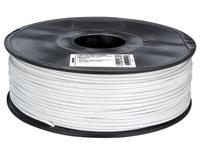 Filament PLA - 3,00 mm - 1 kg - Blanc - PLA3W1