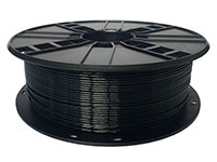 PET-G Filament - 1.75 mm - Colour Black - 1 Kg - 3DP-PETG1.75-01-BK