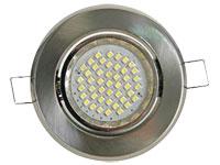 FOCO LED EMPOTRAR BLANCO CALIDO 220V 3W 120º