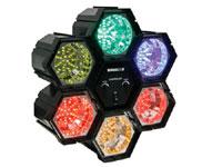 ÓRGANO DE LUZ MODULAR - 6 x 36 LEDs