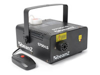 700 W Smoke Machine with Red and Green Laser - 160.423