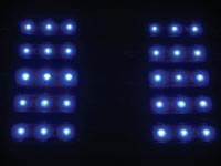 Módulos Decorativos con LEDs - Color Azul - 12V - LSL2B