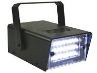 ESTROBOSCOPIO 24 LEDS BLANCOS