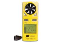Termo anemómetro Digital - DVM9500
