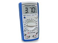 PeakTech® P3705 - Digital Capacitance Meter with Ohmmeter