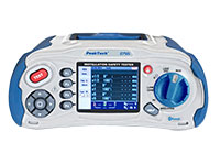 PeakTech P2755 - Low Voltage Electrical Network Tester