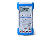PeakTech P3430 - Digital multimeter, 20,000 counts, TrueRMS & USB