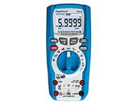 PeakTech P 3441 - Multímetro digital TrueRMS, 60.000 contagens
