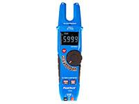PeakTech P 1700 - Alicate amperímetro True RMS, 6.000 contagens, 200 A AC, 1000 V AC / DC - 1700
