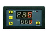 Panel timer 0..999 hours - 24Vdc