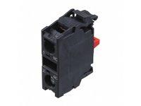 EAO - SERIES 45 - 45-312.1Z10 - Contact block - 1NO - Switching element front mounting
