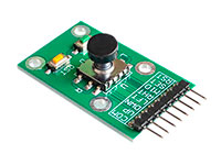 Joystick Module with 5 Movement Directions and 2 Push Buttons