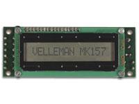 MINI TABLÓN DE ANUNCIOS LCD - MK157