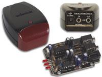 Minikit - Ajuste de Volumen Electrónico IR - MK164