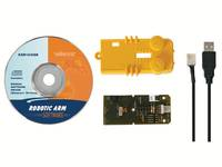VELLEMAN Kit KSR10USBN - USB interface kit for robotic arm ksr10