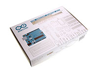 ARDUINO kit - ARDUINO STARTER KIT - spanish version