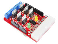 MODULO ARDUINO POWER DRIVER SHIELD KIT SPARKFUN