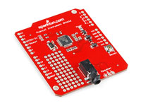 Arduino MUSIC INSTRUMENT SHIELD SPARKFUN - DEV-10587
