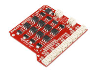 ARDUINO EL Escudo DOS SHIELD board