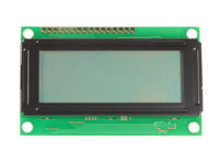 LCD ALFANUMERICO 20X4 CON BACKLIGHT
