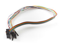 Sparkfun - Bus Pirate Cable - CAB-09556