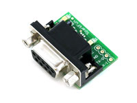 Sparkfun - RS232 to TTL Adapter Module - PRT-00449
