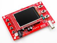 DSO138 - Oscilloscope Kit - 200 Mhz - FUT6027