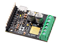 Tic T249 USB - Multi-Interface stepper motor controller