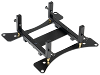 jOY-it Universal DIN-Rail / VESA bracket - Soporte Universal para carril Din / Vesa - RB-Mount3