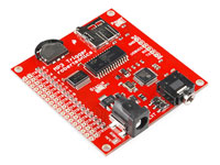 MODULO AUDIO MP3 TRIGGER SPARKFUN